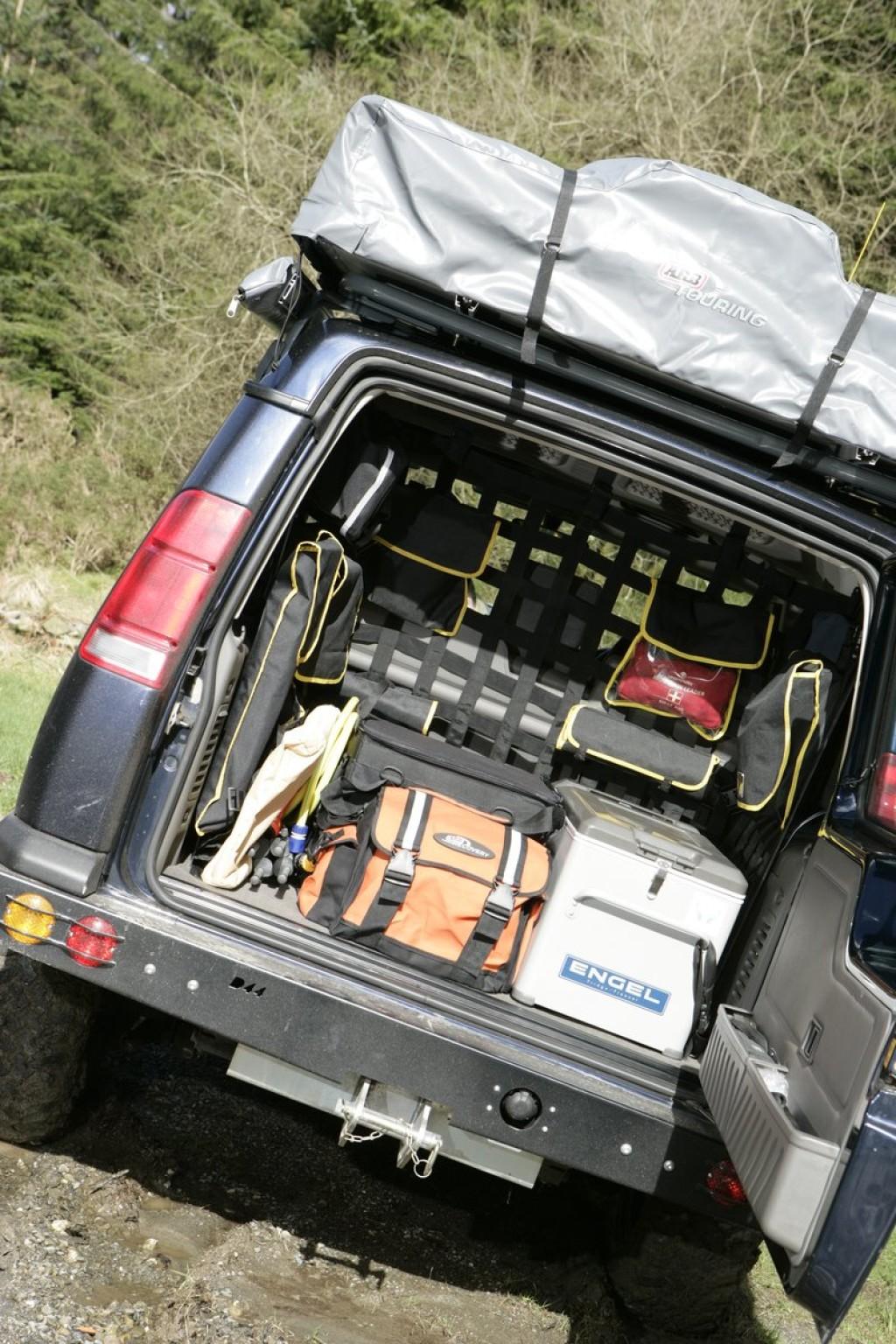Best Overland Vehicles >> Devon 4x4 Discovery 2 Overland Camper   Devon 4x4