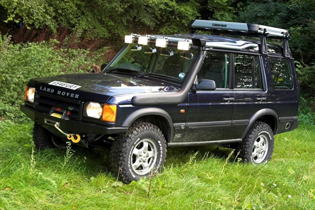 Devon 4x4 Discovery 2 Overland Camper | Devon 4x4