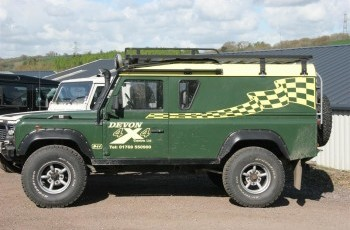 G Vehicle Builds Devon 4x4 Land Rover 110 Defender A 441 picture