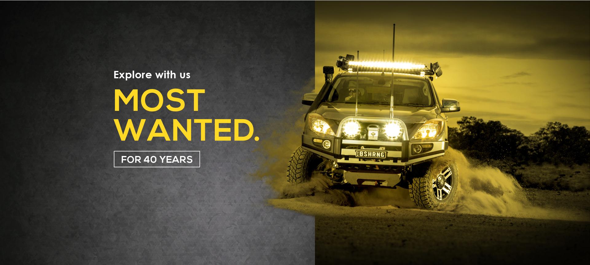 Bushranger banner image
