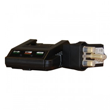 Durite Battery Charger 230v for 18 Volt / 3.0 Ah Lithium Ion Batteries