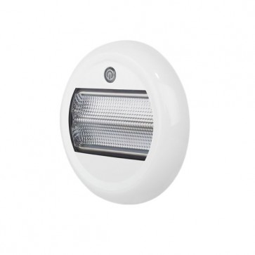 Durite Roof Lamp Dome Touch LED IP67 ECE R10 - 12/24V