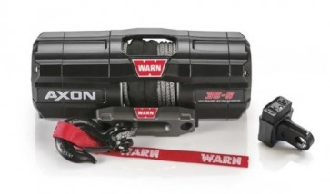 Warn Axon 35 Powersport Winch with Spydura Rope
