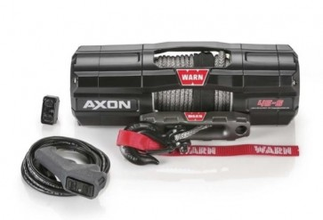 Warn Axon 45-S Powersport Winch with Spydura Rope