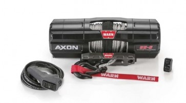 Warn Axon 55-S Powersport Winch with Spydura Rope