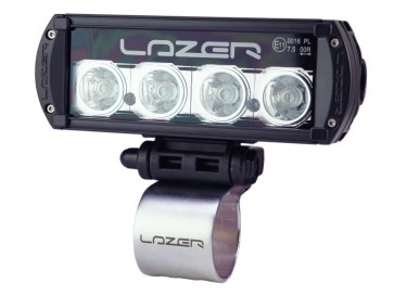 Lazer Tube Mounts (pair) - 60mm