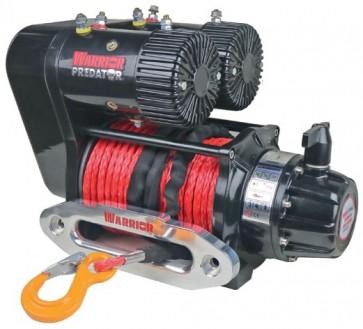 Warrior Predator 10,000lb Dual Motor Electric Winch 12V