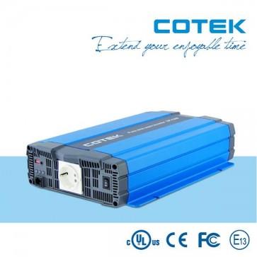 Cotek SP-1500 Pure Sine Wave Inverter 12 Volts 1500w