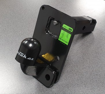 """ARB 2"""" Receiver Drop Plate With Tow Ball"""