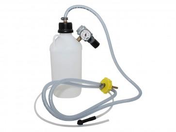 Dynamic Response System Bleed Bottle