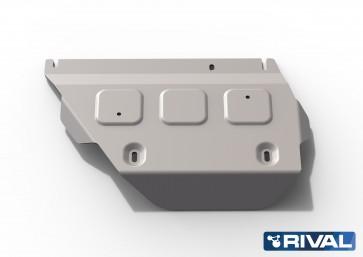 Rival - Ford Ranger & Ranger Raptor - Gearbox Guard - 4mm Alloy