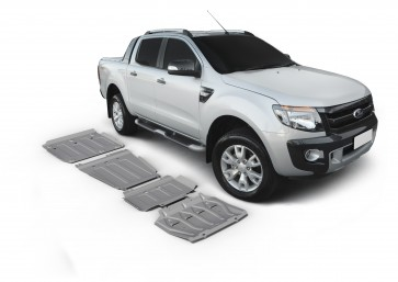 Rival - Ford Ranger - Full Kit with out Tank (4 pcs) - 6mm Alloy