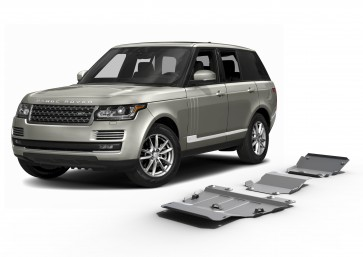Rival - Range Rover L405 - Full Kit (3 pcs) Guard - 4mm Alloy