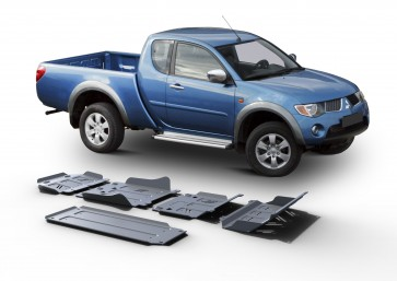 Rival - Mitsubishi L200 / Triton - Full Kit - 6mm Alloy