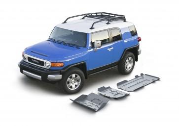 Rival - Toyota FJ Cruiser & Land Cruiser 120 - Full Kit (3 pcs) - 6mm Alloy