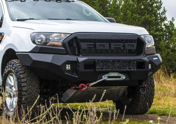 Rival - Ford Ranger - Front Bumper - with LED