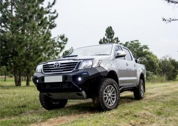 Rival - Toyota Hilux Vigo - Front Bumper - no LED