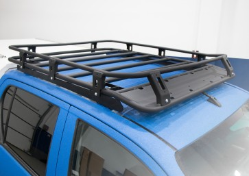 Rival - Toyota Hilux Revo - Roof Rack - With Fitting kit and Wind Deflector -