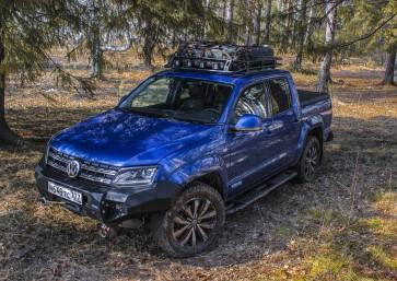 Rival - Volkswagen Amarok - Step Step Kit -