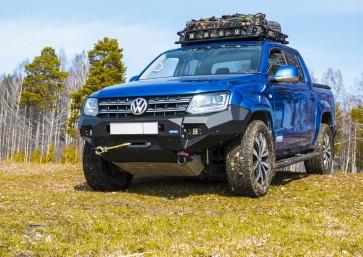 Rival - Volkswagen Amarok - Front Bumper - no LED