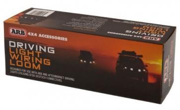 ARB Auxiliary Light Loom Deutch Sockets