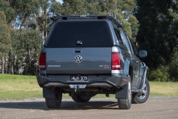 ARB Summit Rear Step Tow Bar Bumper - VW Amarok