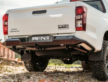 AFN Isuzu D-Max 2012 On Rear Step Bumper