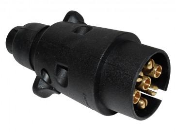 7 Pin Plug 12N Plastic 579408