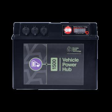 Vehicle Power Hub 1500