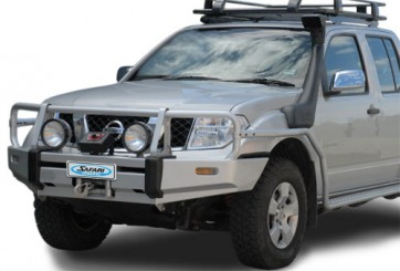 Safari Nissan Navara D40 2008 Onwards VIN: MNT Snorkel