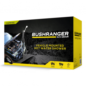 Bushranger 4x4 Hot Water Shower