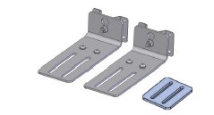 ARB Quick Release Awning Bracket Kit 1