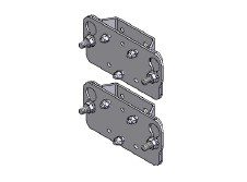 ARB Quick Release Awning Bracket Kit 5