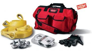 Warn Medium-duty winching accessory kit