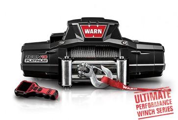 Warn ZEON 10 Platinum Winch 12v