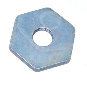 Defender Wheel Spacer Nut For Alloy Wheels / Swing Away Wheel Carrier KTD500100