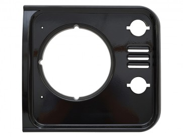 Headlight finisher Santorini Black LR059129