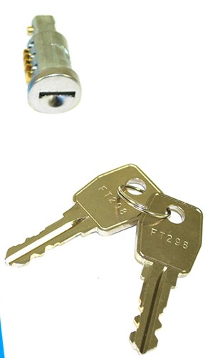RTC3022 Lock Barrel & keys