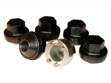 Defender / Disco 1 / RRC Locking Wheel Nut Set Steel x 5 RTC9535