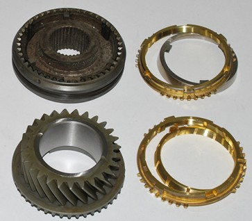 STC4348 KIT - GEAR AND B