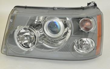 Headlamp BI Xenon, RHD, with Cornering Lamp XBC502270LZN
