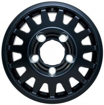 MaxXtrac Blindo Alloy Wheel 16X7 Disco 1 / RR Classic / Defender ET15 Black