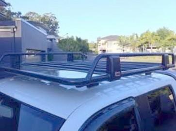 ARB Dual Cab Steel Roof Rack 1330x1250mm