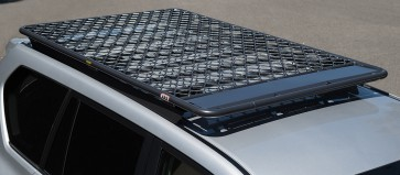 ARB Flat Alloy Roof Rack With Mesh 2200X1250mm