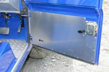 D44 Aluminium Door Card Set