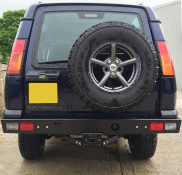 D44 Discovery 2 HD Rear Bumper