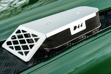D44 Defender Cab Filter - Silver - RHD