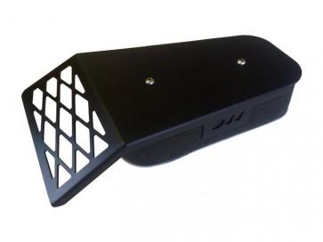 D44 Defender Cab Filter - Black - RHD