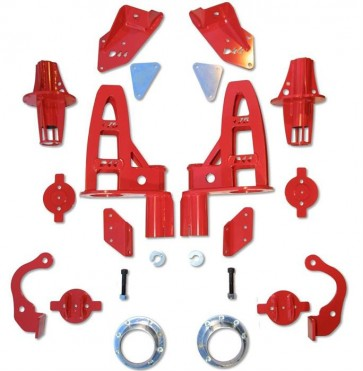 D44 King Mounting Kit For Defender 110