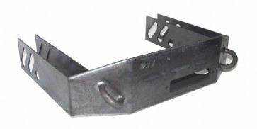 D44 Trayback conversion winch mount